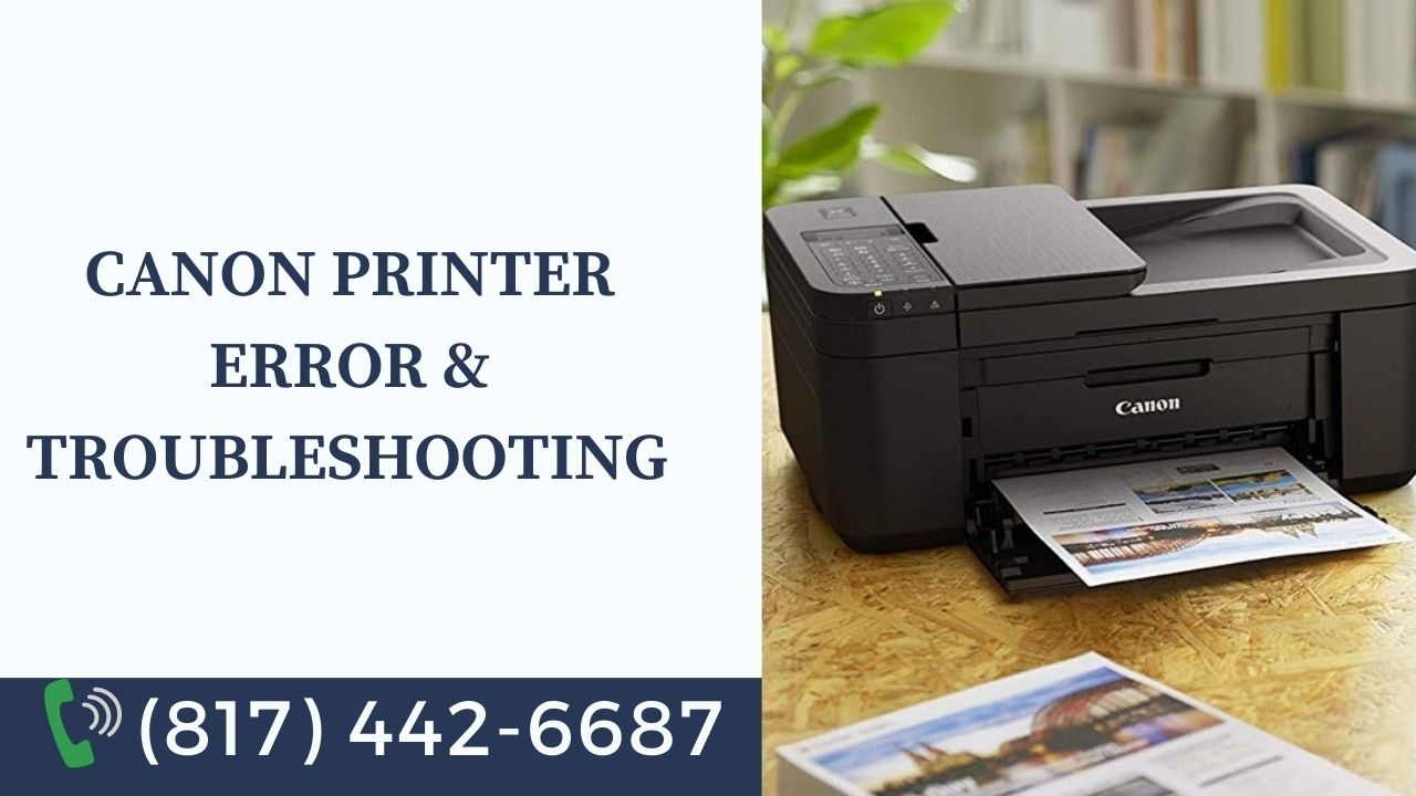 canon printer error | canon printer in error state